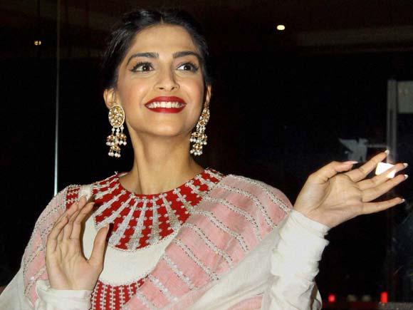 Sonam Kapoor, Neerja Pakistan Ban, Shabana Azmi, Neerja, Neerja Success Meet, Sonam Shabana Pics, Entertainment