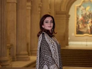 Nita Ambani, honoured by the Metropolitan Museum of Art for her extensive philanthropic work