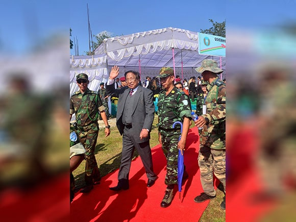 Naga Republic Day, TH Muivah, NSCN-IM, 38th Naga Republic Day