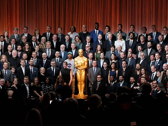 Luncheon, Awards, Oscar, Lion, Nicole Kidman, 89th Academy Awards