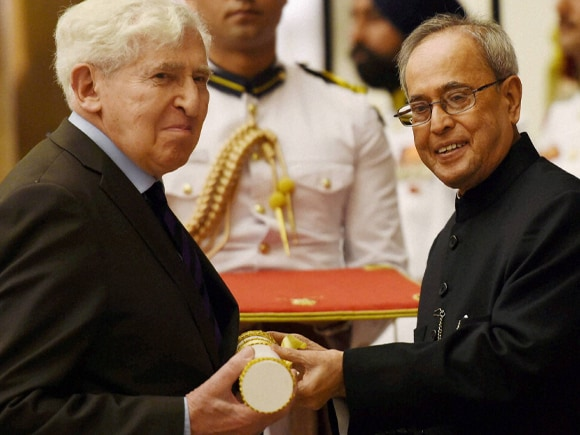 Padma Shri, French Astrophysicist Author, Jacques Blamont
