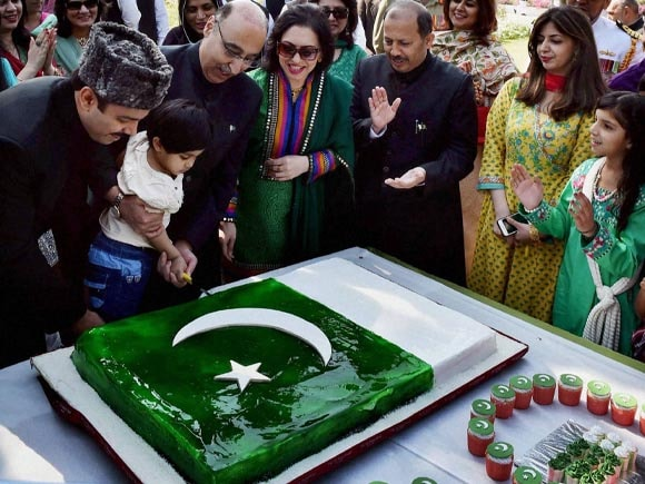 Pakistan, Pakistan National Day, 75th Pakistan Day, Abdul Basit, Pakistani High Commissioner, India