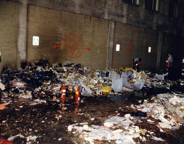 Pentagon, FBI, 9/11, Terrorist attack 9/11, 9-11 FBI photos, FBI photos of Pentagon