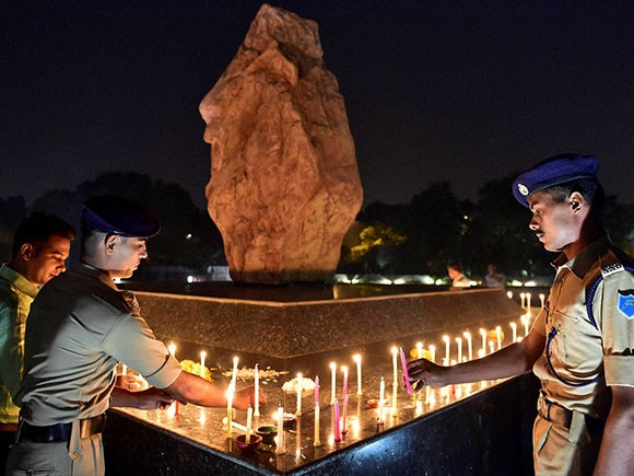 Police, martyrs, Police memorial, Police memorial ground, New Delhi