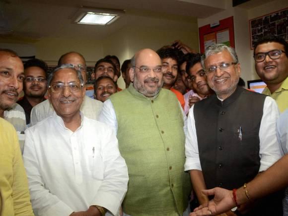 Amit Shah, BJP, Bihar Election, Sushil Kumar, Patna