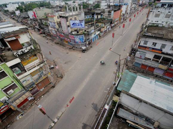 Agartala, Bharat bandh, Trade Unions, Trade union workers, Country-wide one-day strike