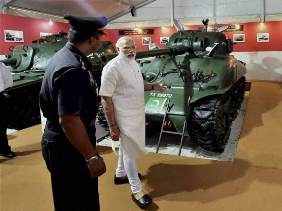 Narendra Modi, PM Modi, 1965 India-Pakistan War, 1965 war, 1965 war Exhibition, Modi 1965 War Exhibition