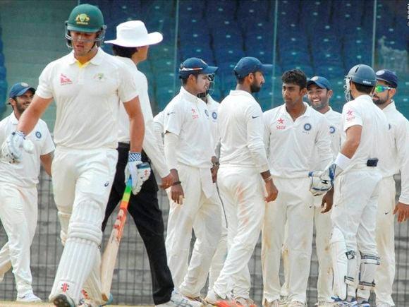 Aparajith, India, Australia, Chennai, Sport, Sports Pictures