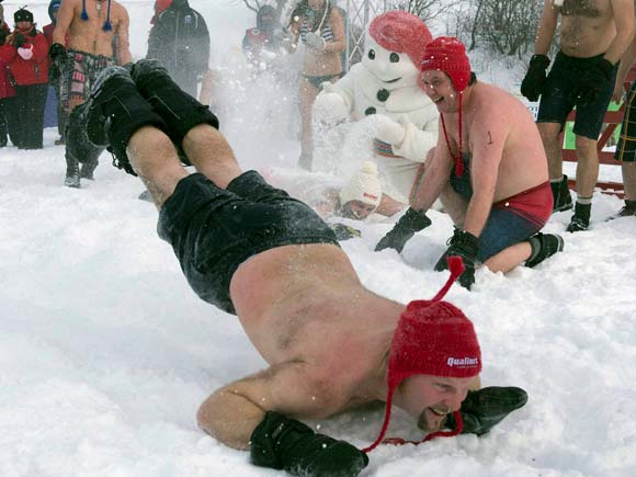 Quebec, Winter Carnival, Business Standard, Picture, Photos