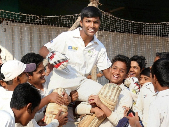 Pranav Dhanavade, world record, 1009 runs, 16 MCA cricket match, Kalyan, Mumbai