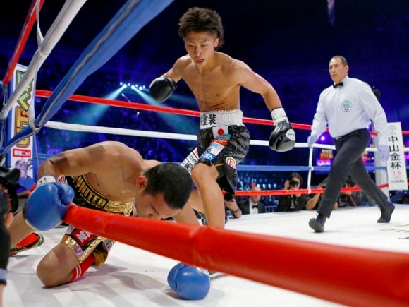 Champion Naoya Inoue, challenger Warlito Parrenas, Pictures, Photos of the day, Paris terror attacks, Picture gallery, Photography, Funny, Pictures of the day, Picture Galleries