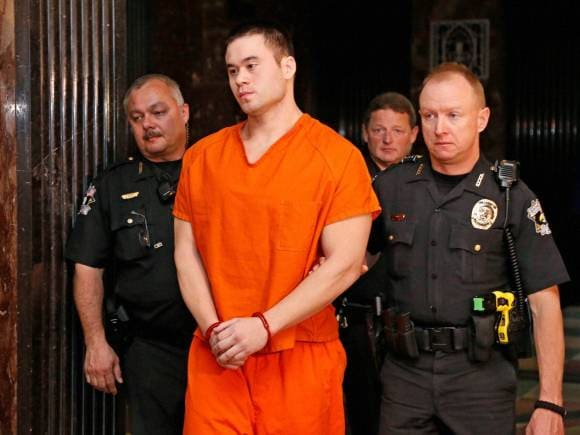 Daniel Holtzclaw, Oklahoma City, Pictures of the day