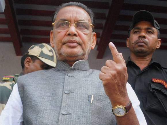 Radha Mohan Singh, Bihar Assembly elections, Bihar elections, Fourth phase of Bihar elections