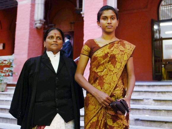 First Transgender Police Officer, Sub Inspector, K Prithika Yashini, Madras High Court, Chennai