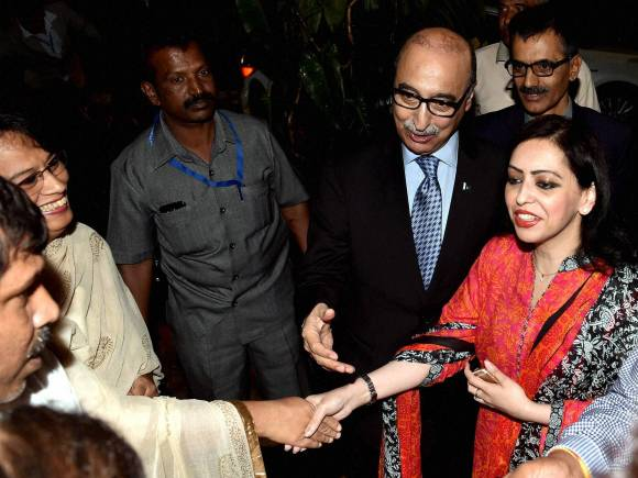 Pakistan High Commissioner to India, Abdul Basit