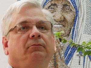 Rev. Brian Kolodiejchuk, postulator of the cause of beatification and canonization of Mother Teresa