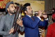 Anil Kapoor and Ranveer Singh