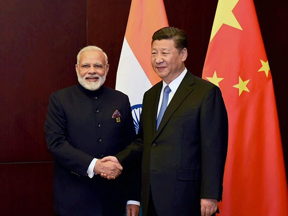 SCO Summit, Narendra Modi, Xi Jinping, Shanghai Cooperation Organization, India, China, Pakistan, Russia, Astana, Kazakhstan