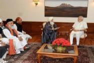 PM meets leaders of Muslim community