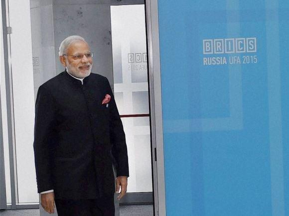 Narendra Modi, Russia, India, BRICS, 7th BRICS Summit, Summit, Ufa