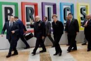 BRICS Summit Welcome Ceremony
