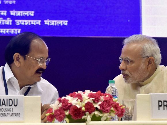 Prime Minister of India, Narendra Modi, Smart City, Atal Mission, Venkaiah Naidu, Urban Development Minister of India