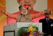 "PM Modi launches"" Soil Health Card"" scheme"