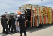 The mortal remains of former President APJ Abdul Kalam