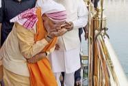 PM Modi visits Golden Temple