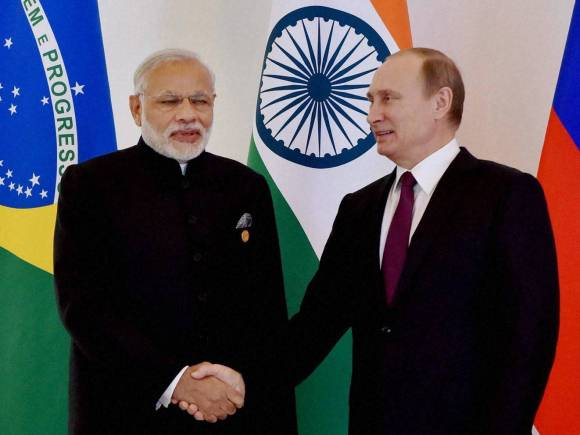 World leaders, Narendra Modi, Russian President, Vladimir Putin