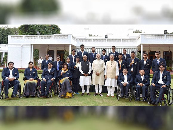 Paralympics 2016, Devendra Jhajharia, Mariappan Paralympics, Deepa Malik, Narendra Modi