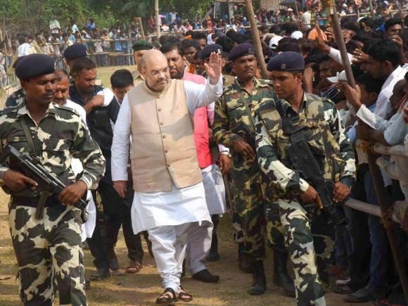 BJP National President, Amit Shah, Bihar elections, Narendra Mod, Bihar election, Bihar polls, PM Modi, Bihar election date