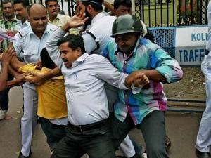 Police detain SUCI activists