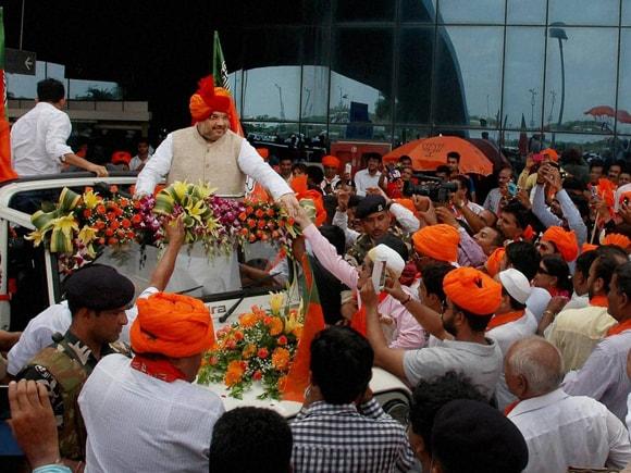 Amit Shah, BJP