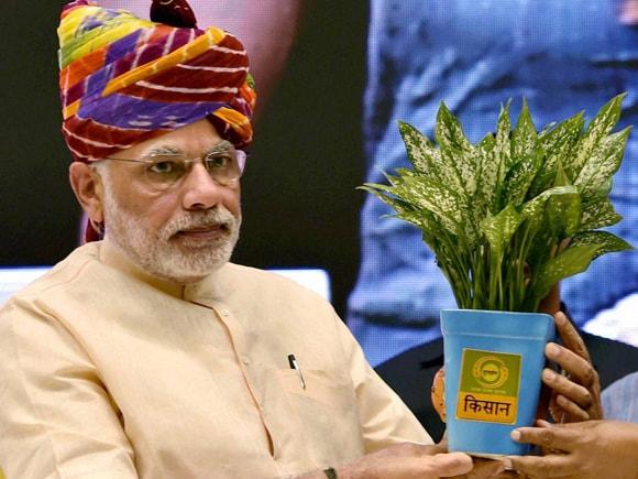 Prime Minister of India, Narendra Modi, BJP, DD Kisan Channel, Vigyan Bhawan