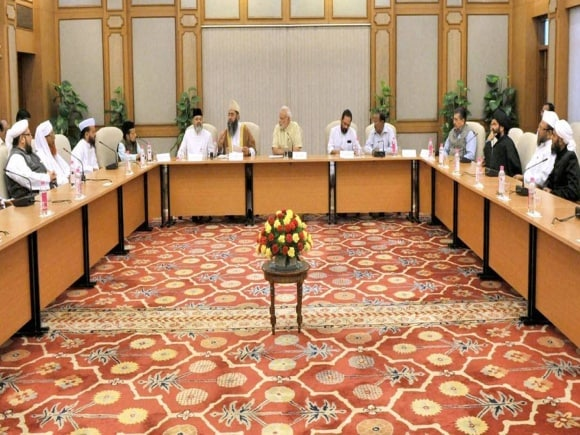 Prime Minister of India, Narendra Modi, Muslim community, Mukhtar Abbas Naqvi, National Security Adviser, Ajit Doval, Imam Umer Ahmed Ilyasi