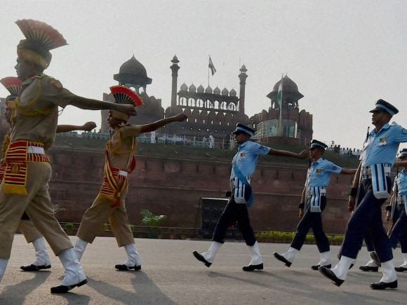 Independence Day, 69th Independence Day, Preparations for Independence Day, Independence Day preparations, Parliament house