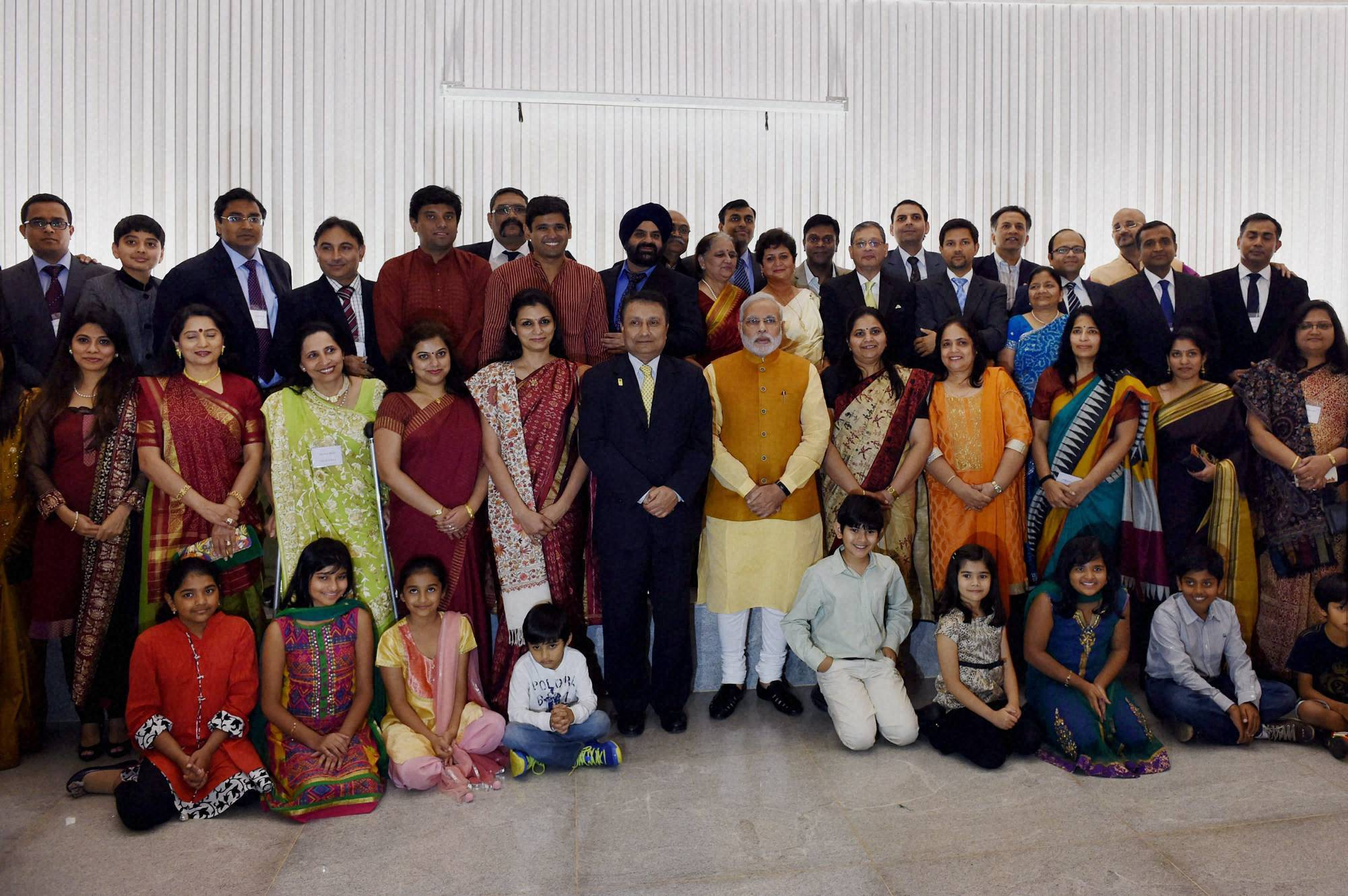 Prime Minister, Narendra Modi, inaugurating, new building, Indian Embassy, Brasilia