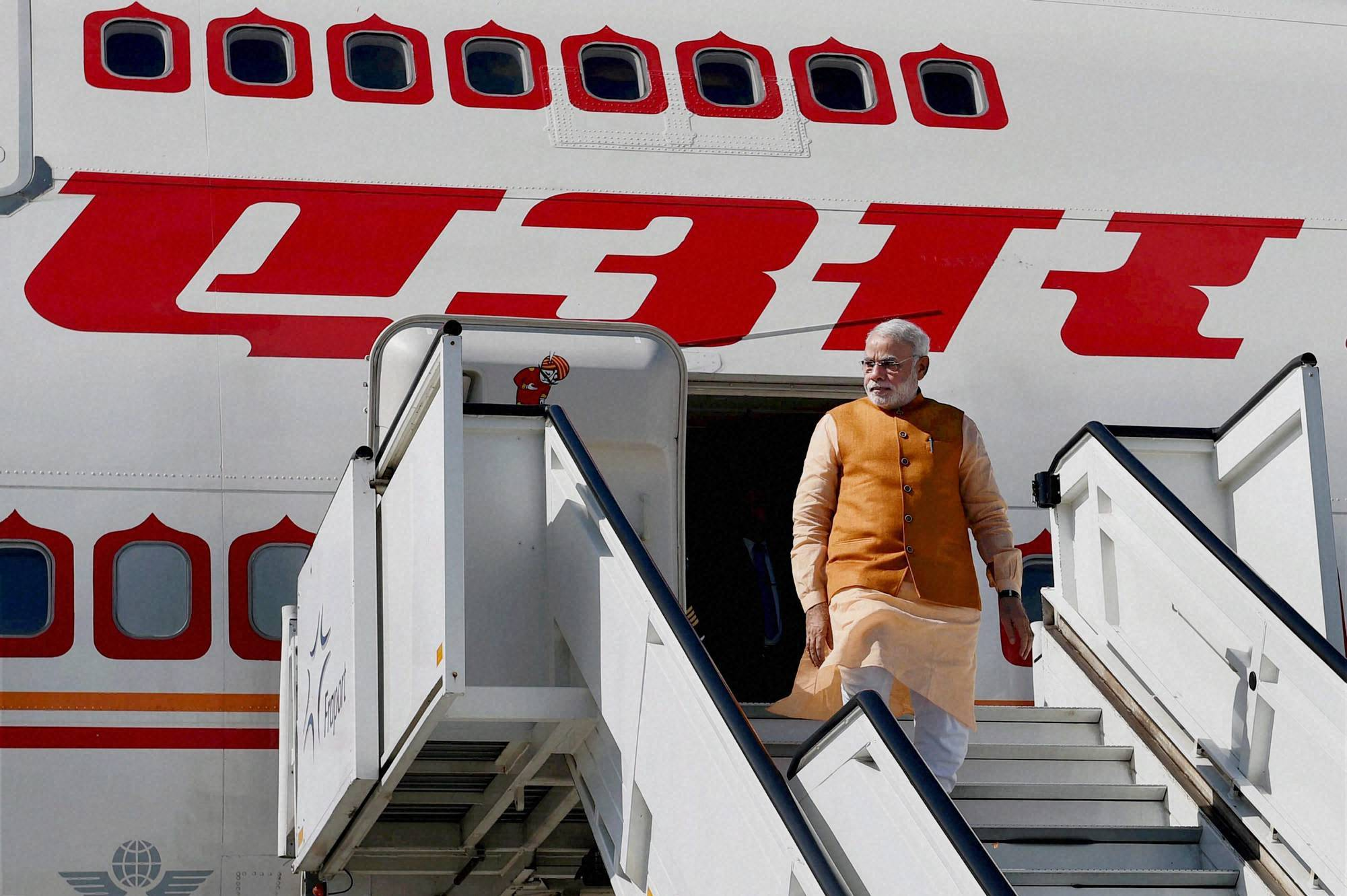 Prime Minister, Narendra Modi, Frankfurt International Airport, New Delhi, BRICS Summit
