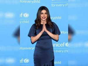 Priyanka Chopra attends UNICEF's 70th anniversary gala