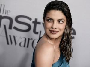 Priyanka Chopra attends the 2nd Annual InStyle Awards at The Getty Center