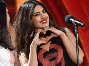 Priyanka Chopra at the 2016 Global Citizen Festival