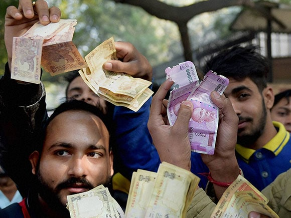 RBI, cash, demonetisation, old currency notes
