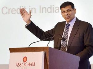 Raghuram Rajan at ASSOCHAM industry and trade interactive meet