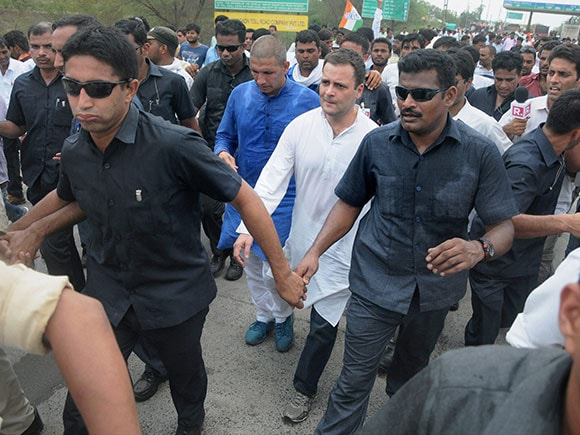 Rahul Gandhi, Mandsaur, Farmer, agitation, MP, Dewas