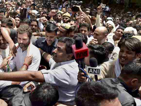 Rahul Gandhi, Chief Minister of Delhi, Arvind Kejriwal, MCD worker, MCD Employees,Rahul Gandhi, Chief Minister of Delhi, Arvi New Delhi, Kejriwal, New Delhi