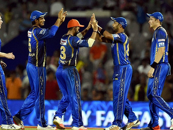 Rajasthan Royal beat Delhi Daredevils | Photo Gallery - Business Standard