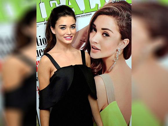 Amy Jackson, Rajinikanth 2.0, Health & Nutrition, magazine