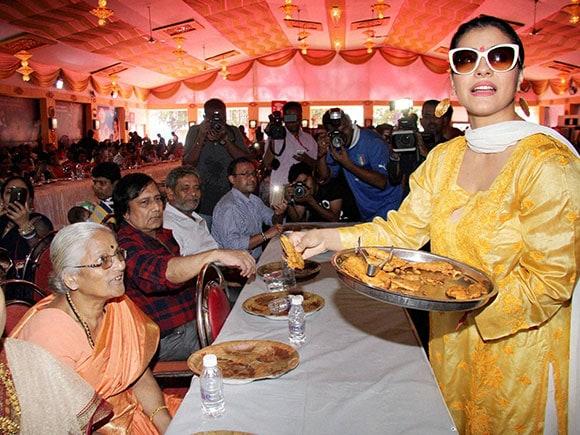 Durga Puja, Kajol, Rani Mukherjee, Kajol Devgn, Navratri