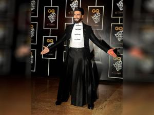 Ranveer Singh attends the GQ India Men of the Year Awards